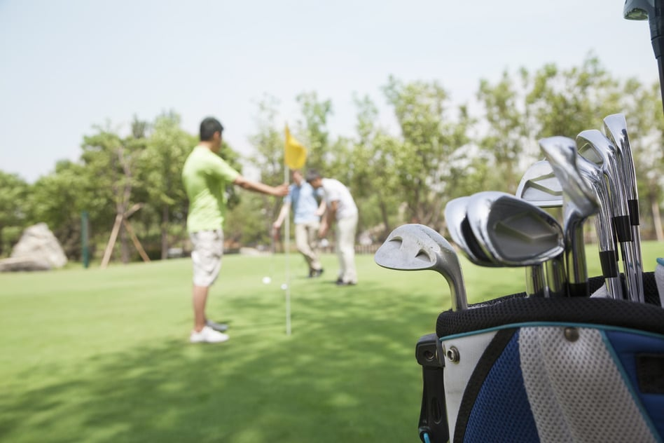 Golf day image